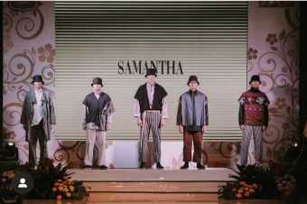 SAMANTHA PROJECT MERIAHKAN BALIKPAPAN FASHION NIGHT