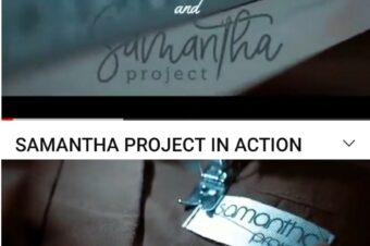60 SECONDS SAMANTHA PROJECT IN ACTION